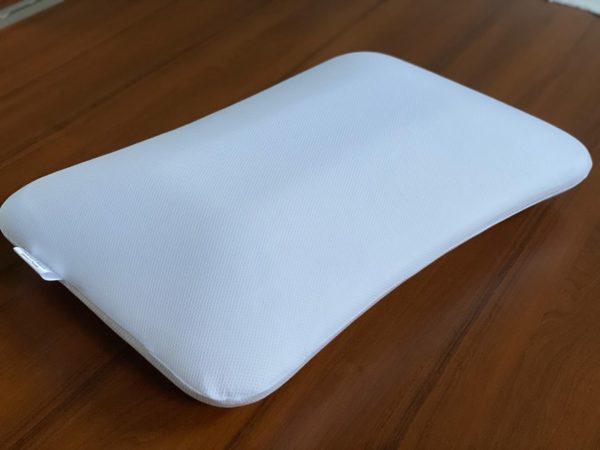 """Анатомическая подушка с эффектом памяти дизайн Стихия """"M"""" 3"""