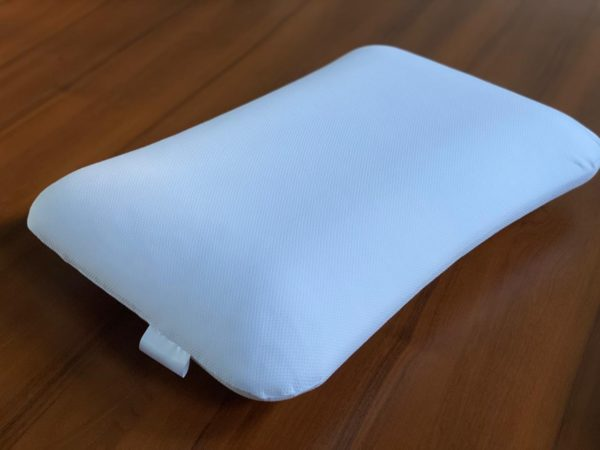 """Анатомическая подушка с эффектом памяти дизайн Стихия """"M"""" 2"""
