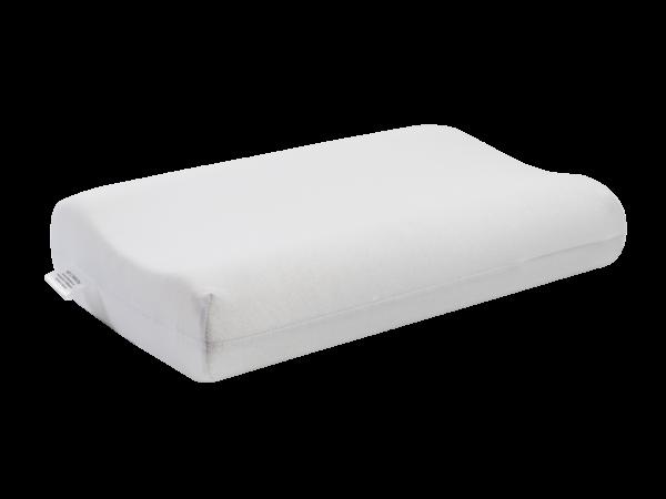 Анатомическая подушка большого размера 60×40×12-14 см 1