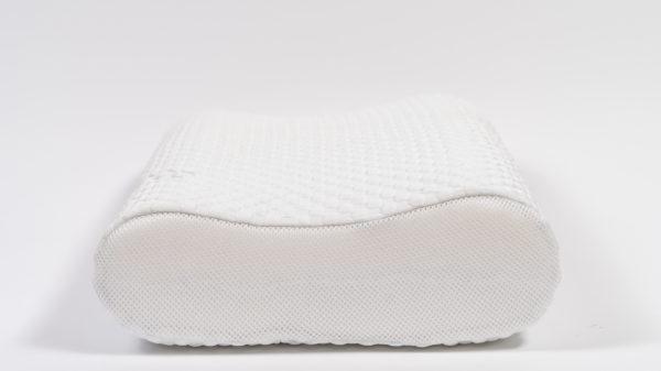 Анатомическая подушка со съемным охлаждающим чехлом большого размера 60×40×12-14 см 4