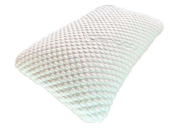 """Анатомическая подушка с эффектом памяти дизайн Стихия """"L"""" 1"""