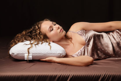 Анатомическая подушка с эффектом памяти Дизайн «Стихия» 1
