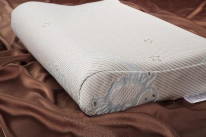 Детская анатомическая подушка с эффектом памяти 1