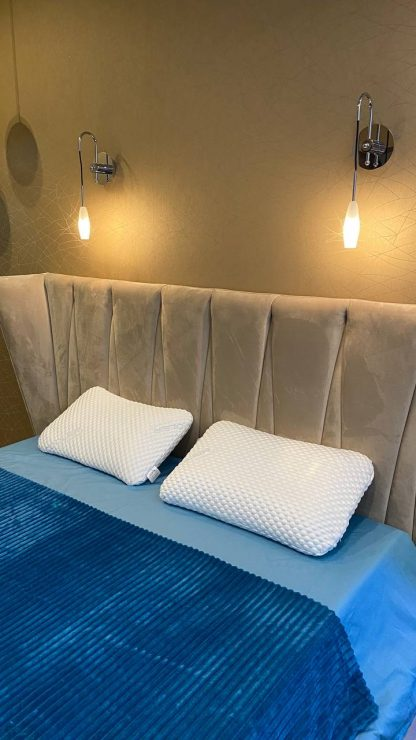 Анатомическая подушка с эффектом памяти Дизайн «Стихия» 4